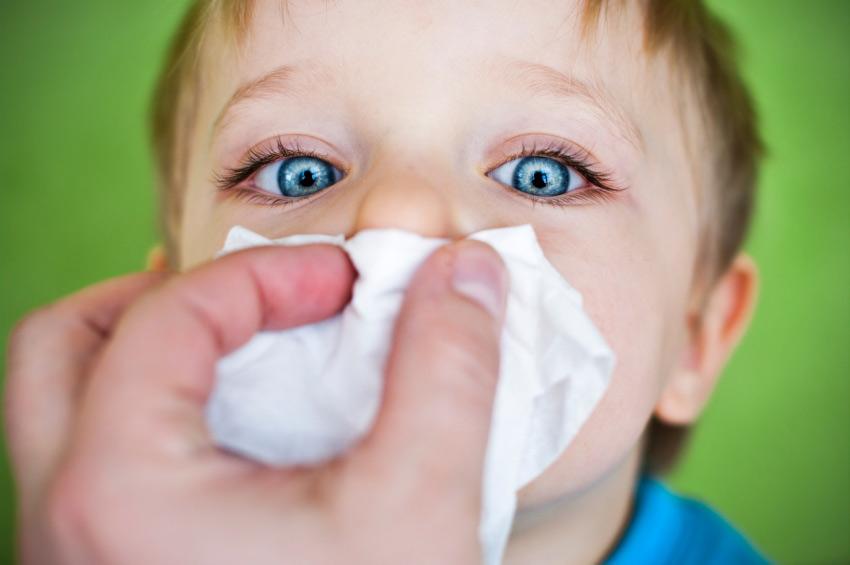 дете с алергия